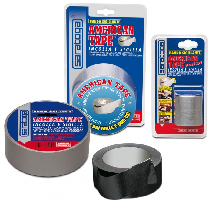 american tape nastro