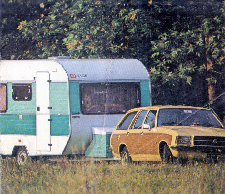 storia del camper e del campeggio in italia