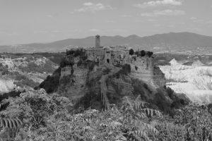 Civita di Bagnoregio, panorama