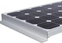 modulo fotovoltaico per camper-100W Pannello solare