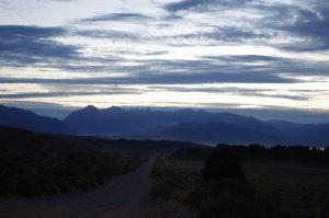 Argentina, il Cerro Catedral dalla steppa