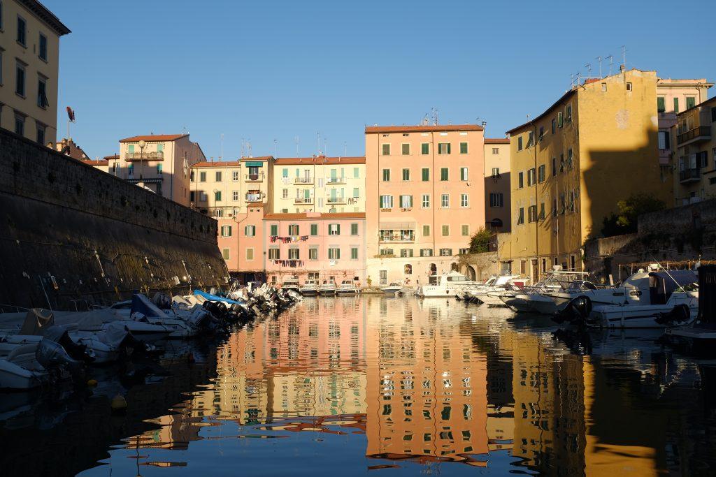 Livorno in Camper