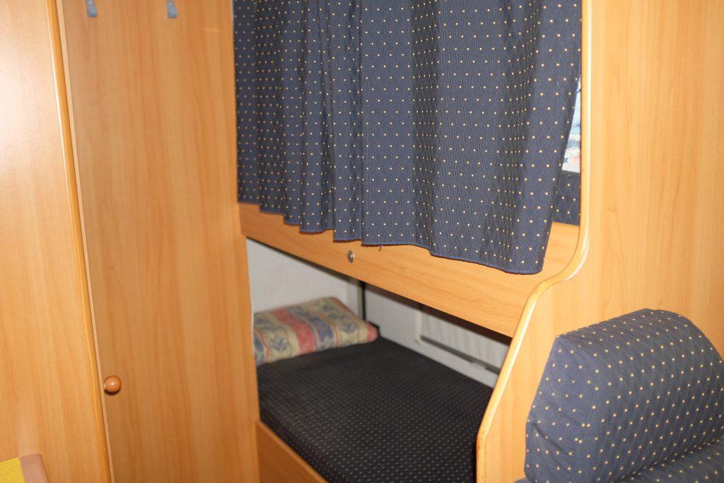 Autocaravan Usato Elnagh Marlin 64 anno 2002 € 16.300 - Caravan