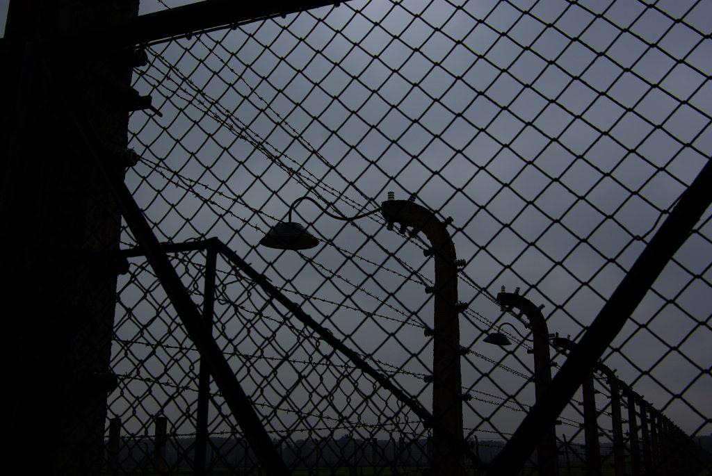 Auschwitz. Il soggetto chiede esser ripreso in un'atmosfera cupa