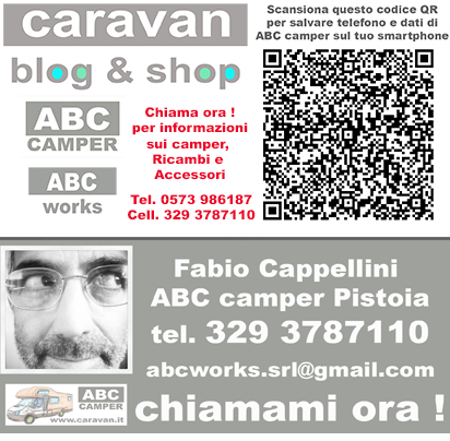 ABC camper By ABC works, Via delle Cap