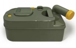 La storica cassetta WC estraibile della Thetford per il modello C200