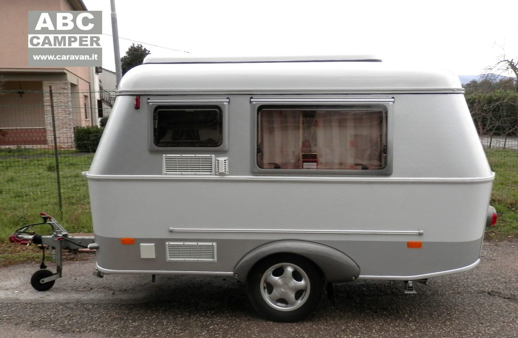 Hymer Eriba Touring Puck Fifty's Limited Edition