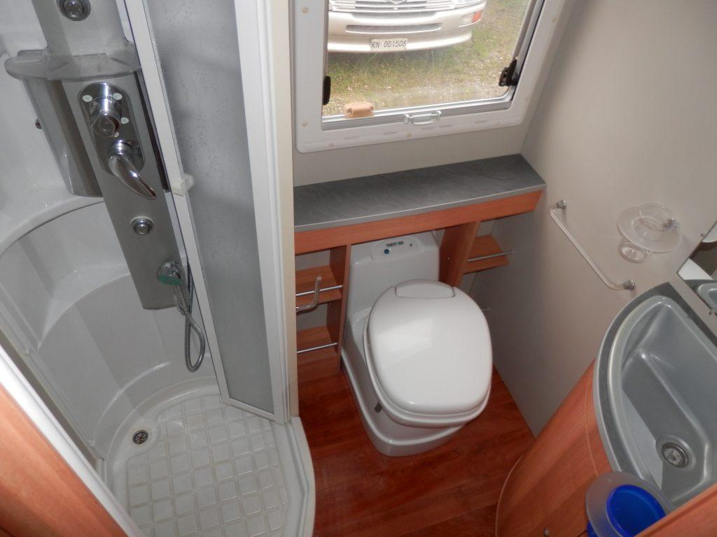 wc-doccia del Prince