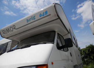 un camper usato a meno di 5000 euro