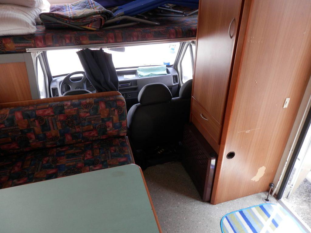 Rimor Brig 648 un usatyo camper sotto i 5000 euro