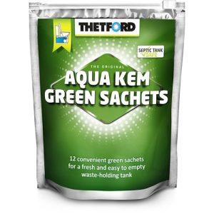 Aqua Kem Green Sachets