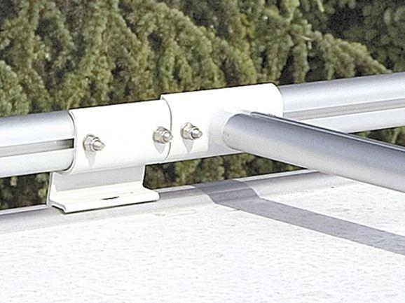 Barra Da Tetto Fiamma Fixing Bar Rail