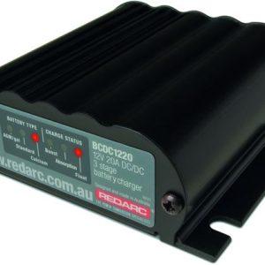 Caricabatterie Redarc Bcdc 1220