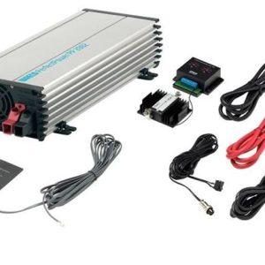 DC-kit-2 standard 1600 w Waeco kit 12 volts per condizionatore.