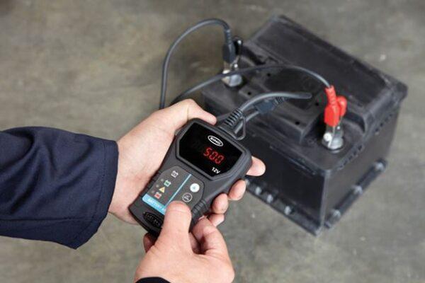 Analizzatore Digitale Per Batterie Rba50