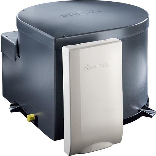 Boiler Truma 10 litri normale funzionamento a gas (raccordi acqua John Guest)