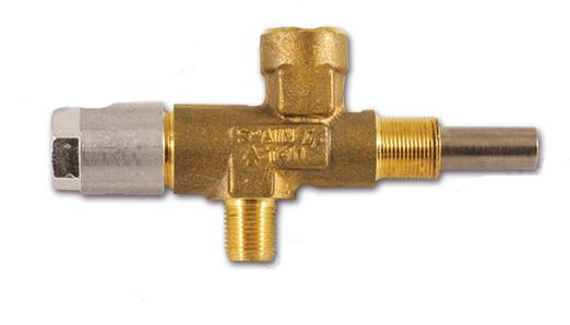 Frigoriferi Dometic electrolux, ricambi: Valvola di sicurezza per modelli: RM 2350 / 2353 / 2352 / 2452 / 2453 / 2553 / 4501 / 4505 / 4601 / 4605 / 4705 / 4701 / 4801 / 4805.