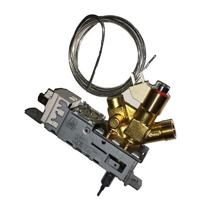 Termostato Gas elettrico Dometic Electrolux per Frigo Serie 53nn/ 6nnn/ 7nnn/ 8nnn