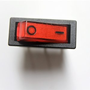 Interruttore 12 volts frigo per vecchi modelli Electrolux Dometic