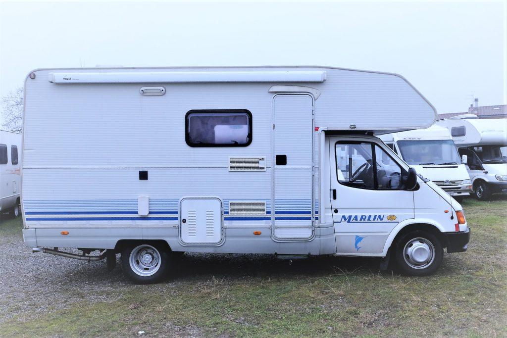 Elnagh Marlin 61 Autocaravan Usato a Pistoia