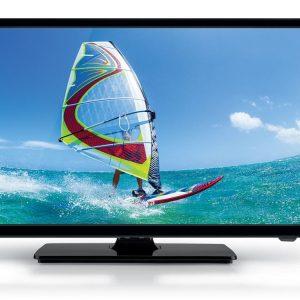 TV LED HEVC 20 pollici con lettore DVD integrato