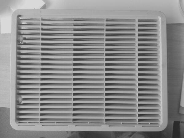 l 500 hymer Griglia grigio chiaro per frigo dometic