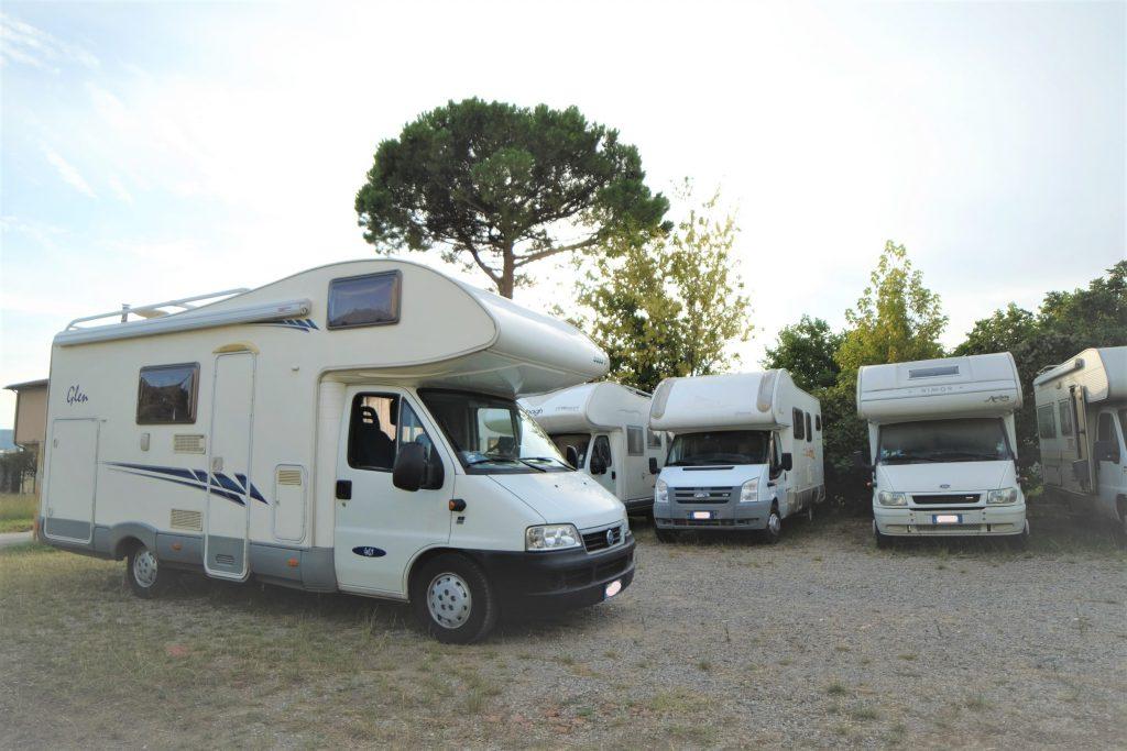 Camper usato Mc Louis Glen 461, da ABC Camper a Pistoia.
