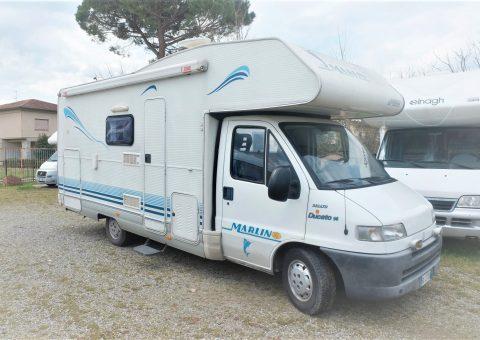 Elnagh Marlin 65G camper usato