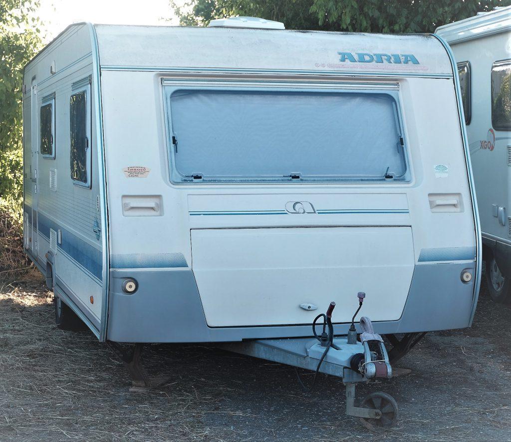 Caravan usata ADRIA 720 DA abc camper Pistoia