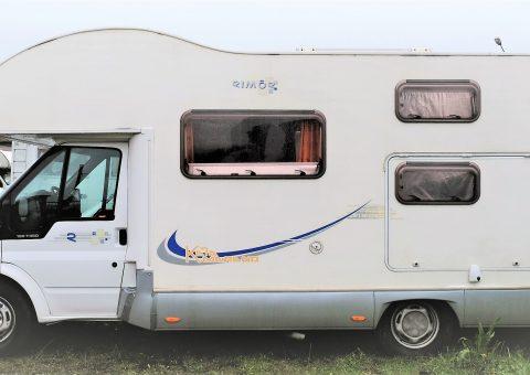 Rimor Katamarano 1, autocaravan superaccessoriato usato, del 2006 con 44.600 km, In vendita da ABC Camper a Pistoia, tel 329 3787110