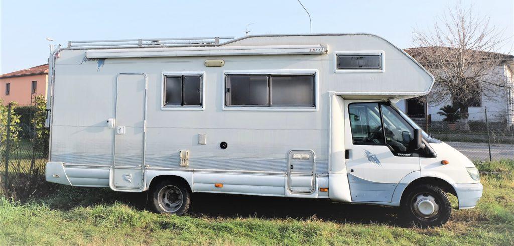 Rimor Superbrig 678 usato, in vendita da ABC Camper a Pistoia