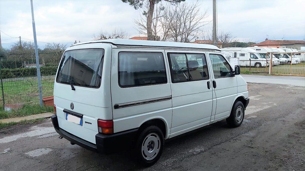 Volkswagen Westfalia California Syncro 4x4 t4 2500 td anno 1993