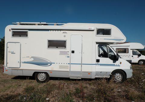 Camper usato Adria Coral 630 DK