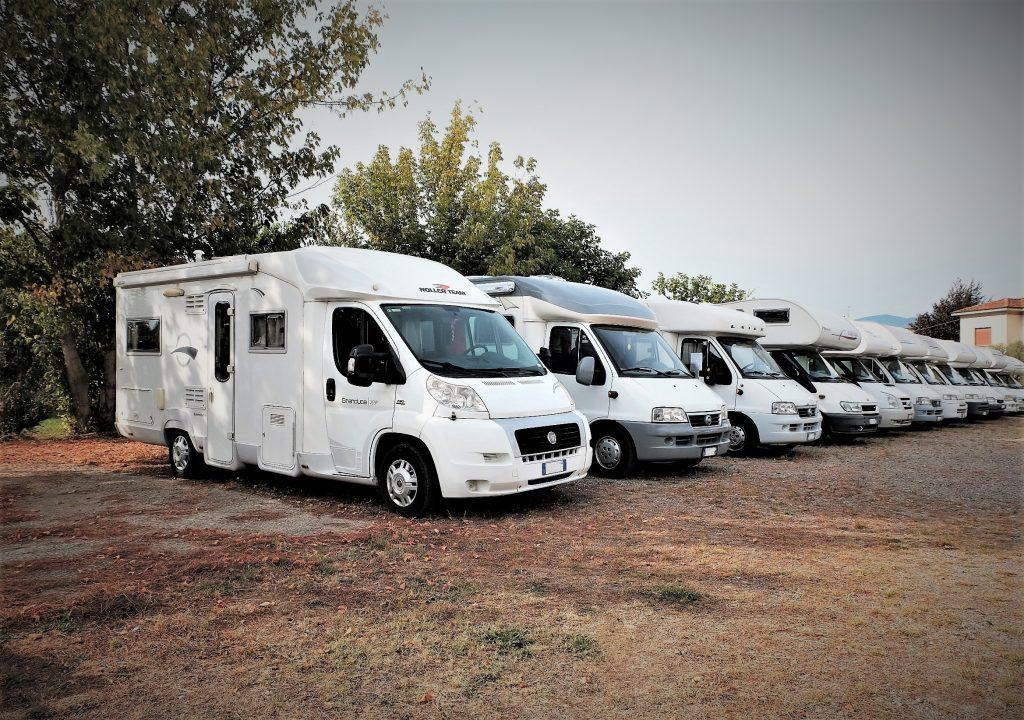 camper usati abc camper Pistoia